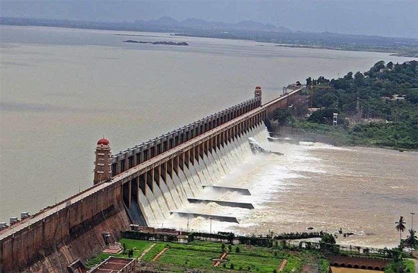 उत्तर कर्नाटक के सभी बांधों के जलस्तर पर निगरानी