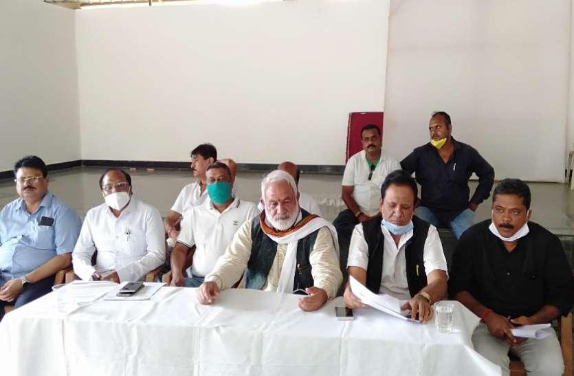 कांग्रेसी बोले- भाजपा के बड़े नेताओं का माओवादियों से है संबंध, उनकी सुनियोजित चाल थी झीरम घाटी हमला