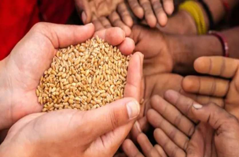 डेढ़ लाख से अधिक प्रवासी परिवारों को मुफ्त खाद्यान्न, खाद्य विभाग कर रहा पंजीयन
