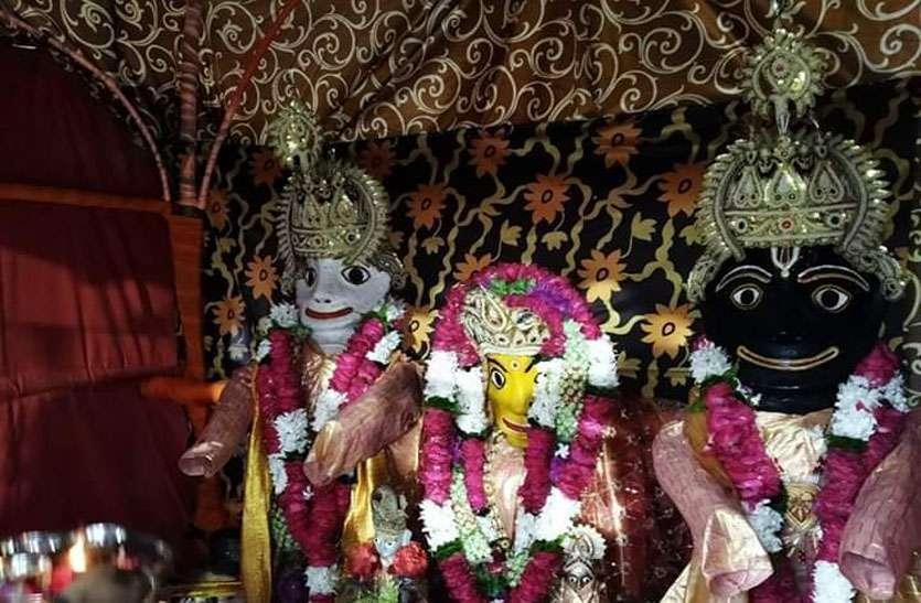 कोरोना ने तोड़ दी तीन सौ साल पुरानी परंपरा नहीं निकली भगवान जगन्नाथ की रथ यात्रा