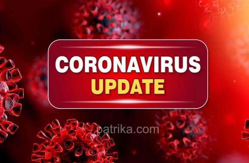 coronavirus in mp : ग्वालियर अंचल में कोरोना पॉजिटिव की संख्या 818, गली-मोहल्ला सील