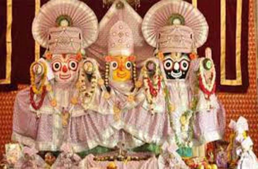 सरसपुर स्थित पुराने मंदिर के महंत ने बयां किया दर्द