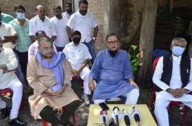 पूर्व नेता प्रतिपक्ष अजय सिंह  ने कहा सिंधिया के गुलामों की कांग्रेस में जरूरत नहीं