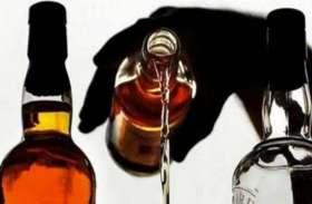 माफियाओं से जब्त की 24 हजार की शराब