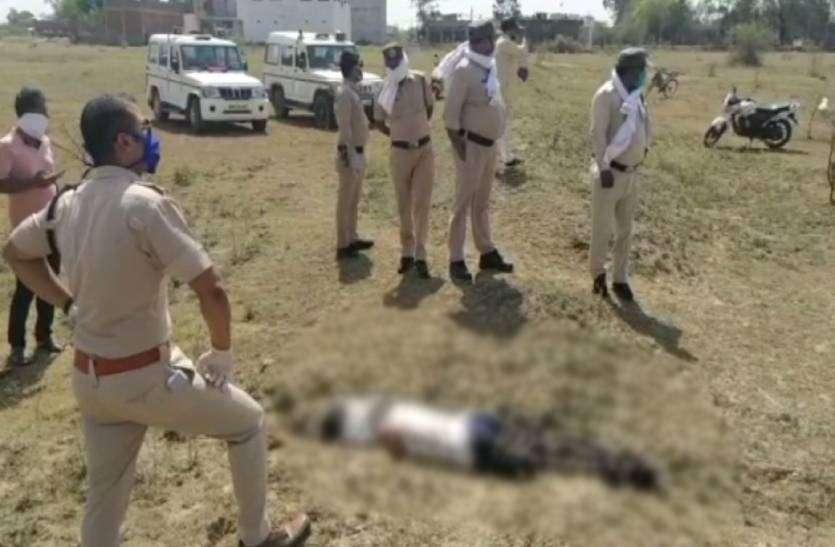 wine and sand murder: शराब और रेत के वर्चस्व की भिड़ंत में अब तक तीन हत्याएं