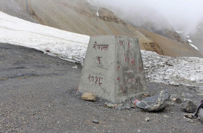 विवादित नक्शा लाने के बाद चुप नहीं है नेपाल, सीमा पर बना रहा सड़क और हेलीपैड