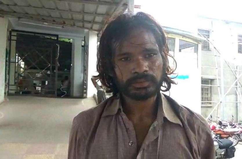 प्रवासी मजदूरों का यह कैसा दर्द...अशोक नगर की महिला को हुआ कोतवाली गेट पर प्रसव