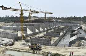 पाकिस्तान की ओर पानी रोकने वाले प्रोजेक्ट के बारे में आई बड़ी खबर