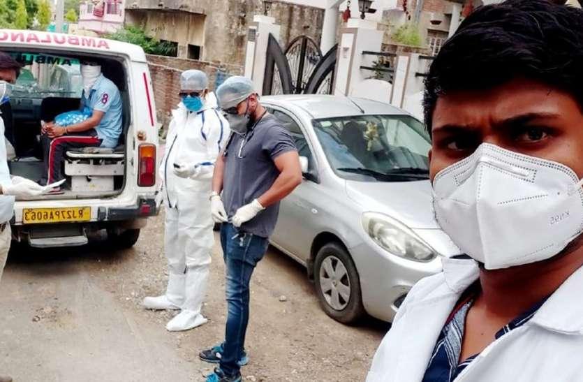 उदयपुर में सात नए संक्रमित, 676 हुई संख्या, सेहत सुधरी तो दस डिस्चार्ज