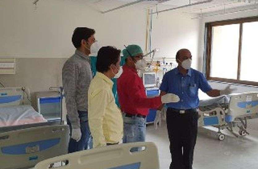 अब कोरोना के हर मरीज का उपचार इएसआईसी में