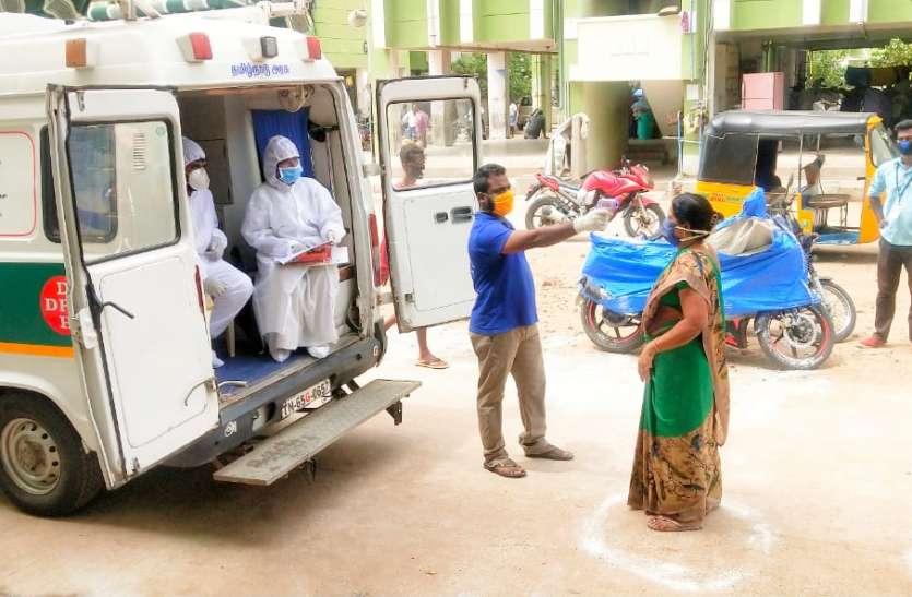 चेन्नई नगर निगम के 345 कर्मचारी कोरोना संक्रमित, 50 स्वस्थ्य होकर काम पर लौटे