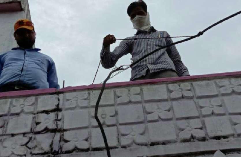 बिजली चोरों में हडक़ंप, 146 मामले पकड़े