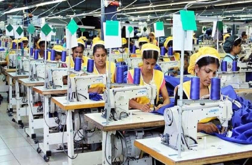 Textile industry : कपड़ा उद्योग को नए ऑर्डर का इंतजार