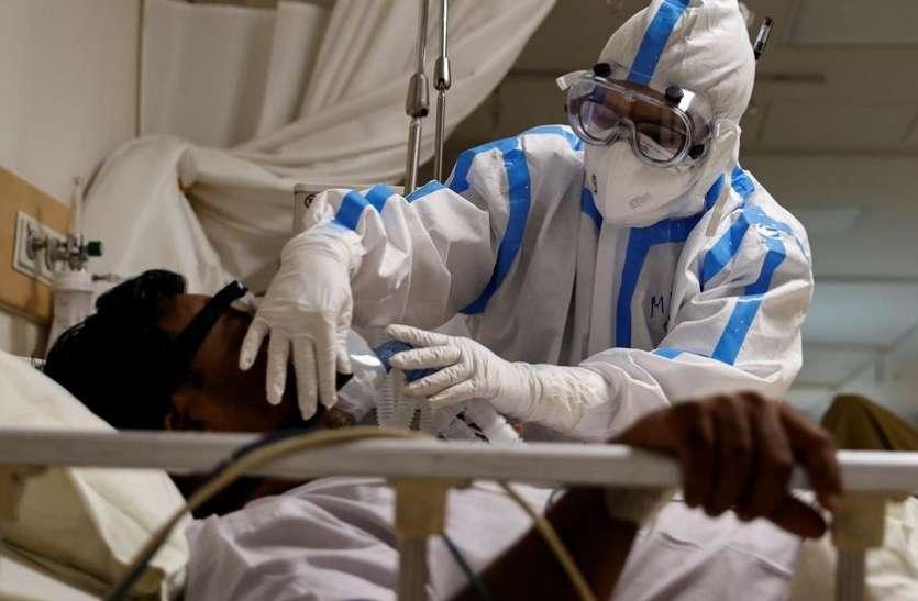 कोरोना वायरस: इंदौर में 30 प्रतिशत तो भोपाल केवल 15 फीसदी आईसीयू वार्ड में मरीज, स्थिति में सुधार