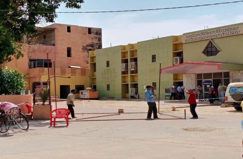 तीन नए रोगी मिले, जिले में आंकड़ा 52 तक पहुंचा