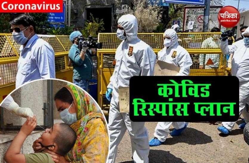 COVID-19: दिल्ली में Corona की रोकथाम में कारगार साबित होगा Covid Response Plan, ऐसे करता है काम
