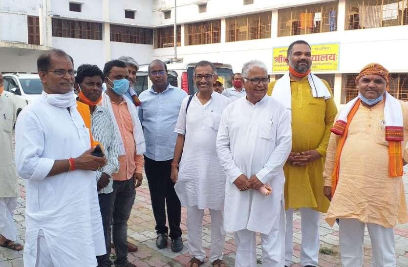राम मंदिर निर्माण में भागीदारी दर्ज कराएगी विश्व हिंदू परिषद