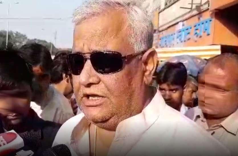 किरोड़ी मीणा का सरकारी आवास खाली होना शुरू, राजवी का इंतजार