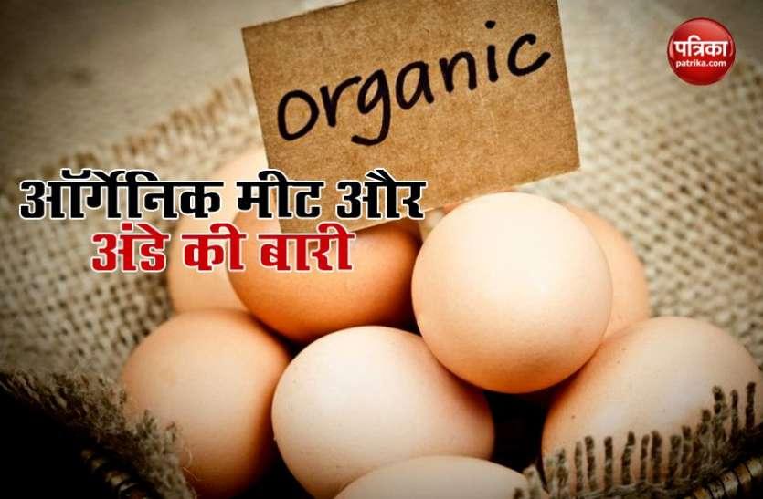 Organic Meat और Eggs उत्पादन से दोगुनी हो सकती है Income, सरकार भी देगी मदद