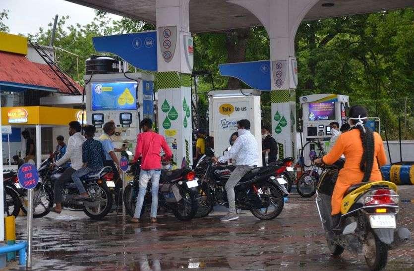 कोरोना के बाद अब पेट्र्रोल-डीजल ने तोड़ी उद्योग-व्यापार की कमर