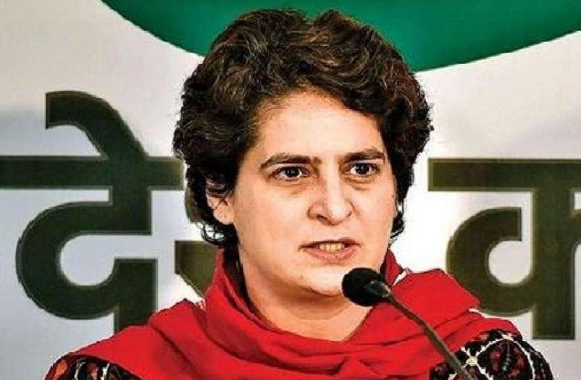 एक और नोटिस मिलने पर प्रियंका गांधी का फूट पड़ा गुस्सा, कहा- इंदिरा गांधी की पोती हूं मैं, BJP की...