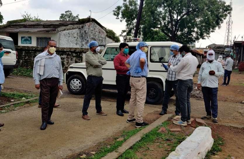 सागर के आरएमपी डॉक्टर ने रायसेन के गांवों में बाटा कोरोना