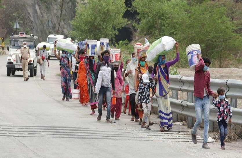 रेलवे लाएगा प्रवासी मजदूरों के लिए रोजगार की बहार