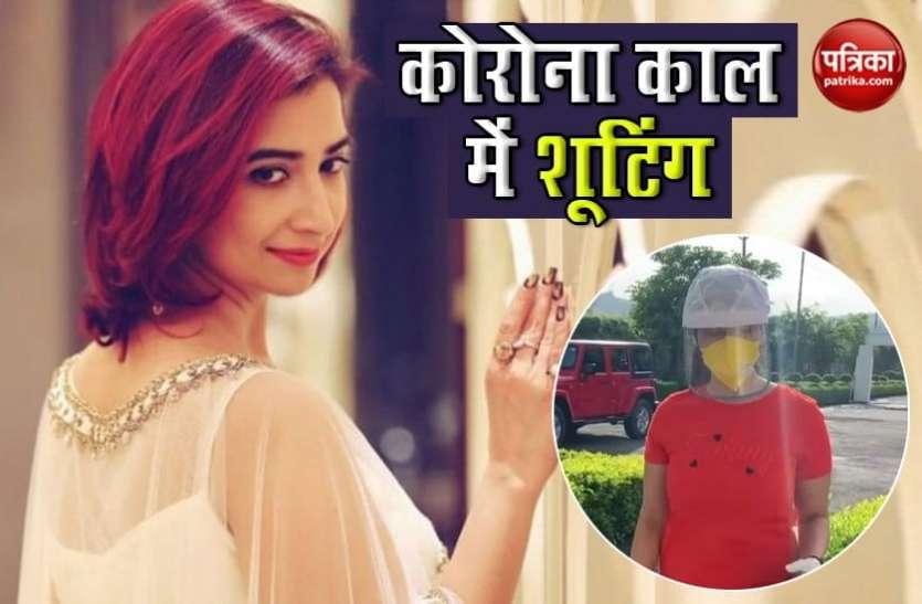 कोरोना वायरस के बीच शुरु हुई शूटिंग, प्रोड्यूसर Rashmi Sharma ने बताया क्या-क्या बदलाव किए गए