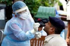 दुर्ग जिले में कोरोना के 5 नए मरीज, मोहन नगर थाने का हवलदार और दो कांस्टेबल कोविड पॉजिटिव