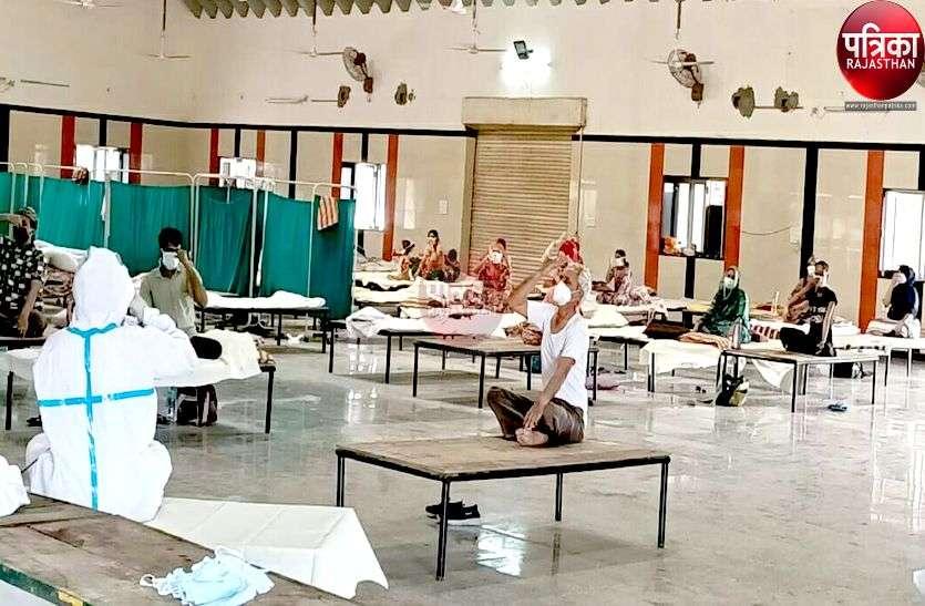 राजस्थान में सामने आए कोरोना के 94 नए मामले, 4 मरीजों की मौत