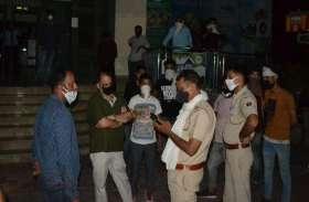 मिराज मॉल संचालक-दुकानदारों में परस्पर मुकदमे दर्ज