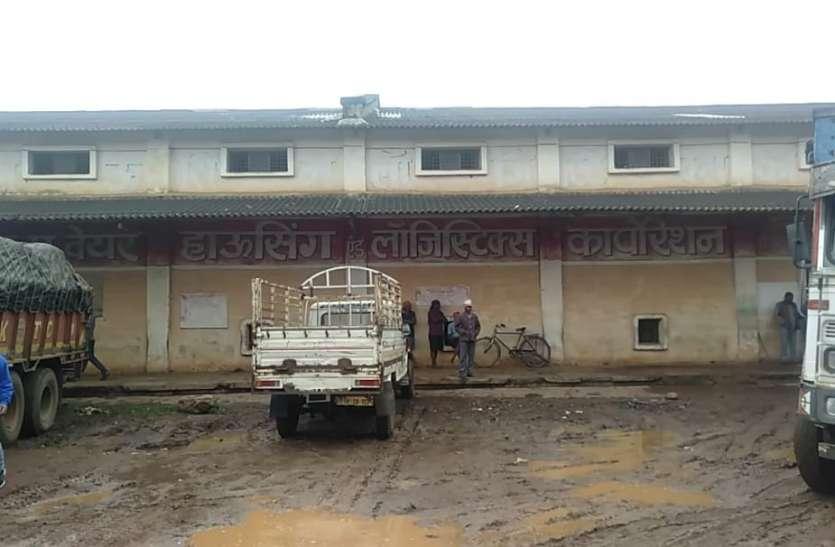 सजहा वेयरहाउस से चोरी हो गए 23 हजार क्विंटल चावल, एससीएससी ने वसूली और कार्रवाई के लिए आरएम को भेजा नोटिस