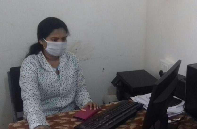 घर में बैठकर बाहरी मजदूरों को दिलाया वेतन, सैनेटाइजर यूनिट को दिलाई मंजूरी