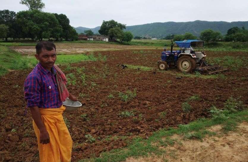 वर्षों से पड़त पड़ी जमीन पर लहलहाएगी खेती, बढ़ेगा बोवनी का रकवा