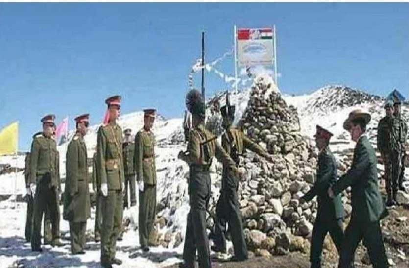 नेपाल सीमा पर चीनी टेंट में नेपाली आर्मी, भारत अलर्ट