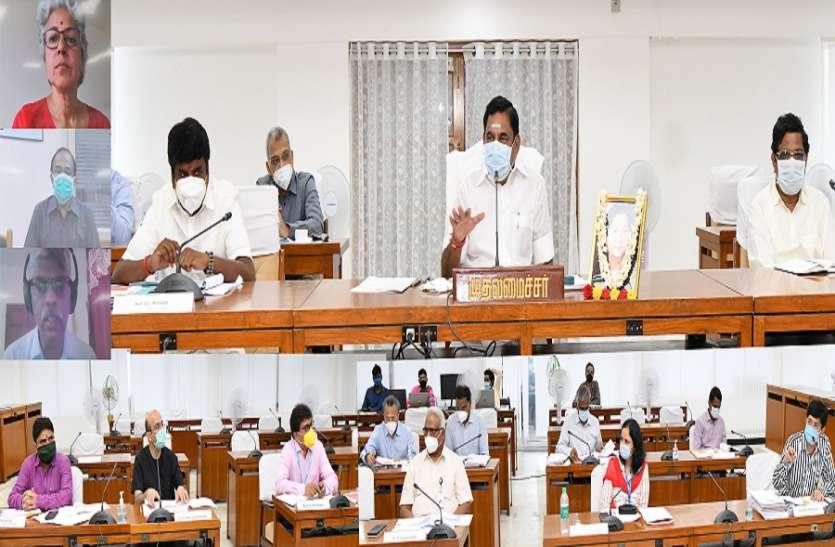 तमिलनाडु में लॉकडाउन के विस्तार की सिफारिश नहीं: विशेषज्ञ कमेटी