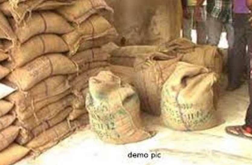 दो राइस मिलों में छापा मारकर कारवाई , हजारों क्विंटल धान, चावल और खंडा जब्त
