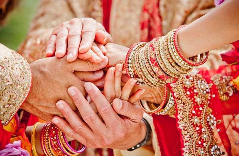 Marriages: इधर कोरोना वायरस, उधर भड़ल्या नवमी पर अबूझ सावा