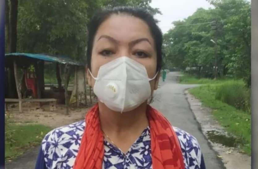 नेपाल के रास्ते भारत में घुस रही उज़बेकिस्तान की महिला गिरफ्तार