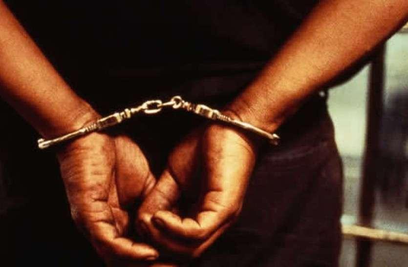 शराब के नशे में तोड़-फोड़ और मारपीट करने के वाले आरोपी गिरफ्तार