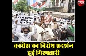 यूपी सरकार पेट्रोल और डीजल के बढ़ते दामों का प्रस्ताव केंद्र को भेजे : आराधना मिश्रा