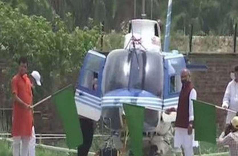 हेलीकॉप्टर से टिड्डी दलों के विरुद्ध शुरू होगा ऑपरेशन, पश्चिमी राजस्थान के इस जिले से होगा आगाज