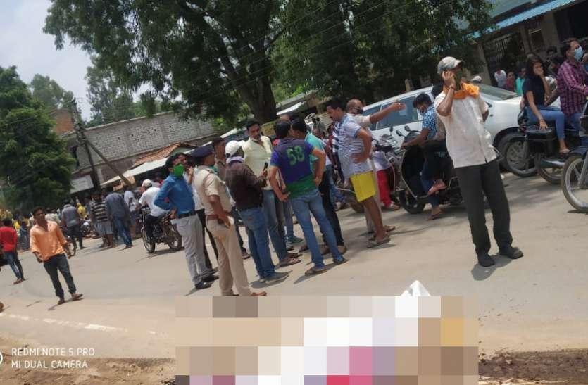 तेज रफ्तार ट्रक ने महिला सफाईकर्मी को रौंदा, मौके पर ही हो गई मौत, अन्य बाल-बाल बचीं