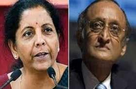Political game: झूठ क्यों बोल रही हैं केन्द्रीय वित्तमंत्री , मैने  दे दी सारी जानकारी