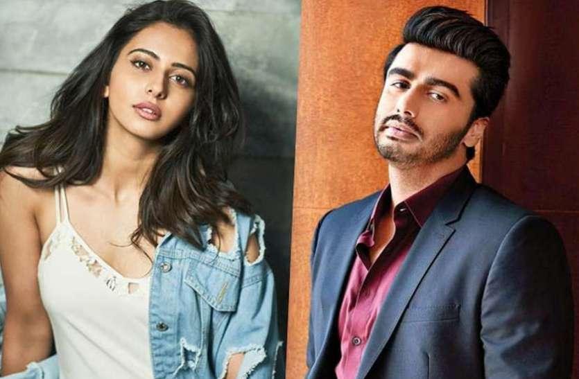अर्जुन कपूर और रकुल प्रीति सिंह ने मुंबई शुरू की शूटिंग, अधर में यूरोप शेड्यूल