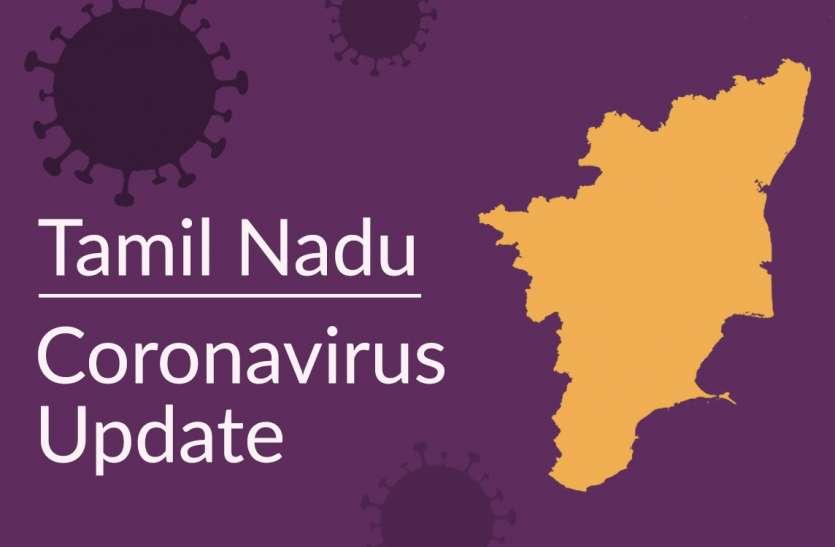 तमिलनाडु में कोविड-19 के मामले 90 हजार के पार, अब तक 1200 से ज्यादा की मौत