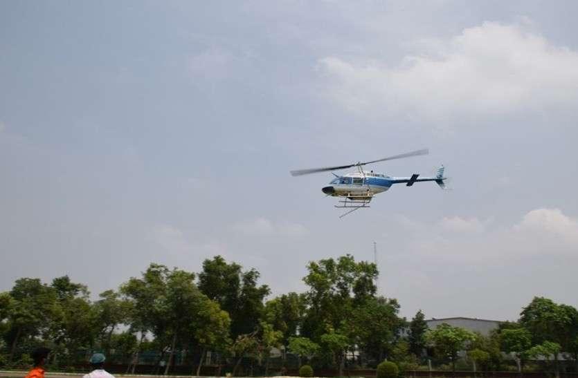 टिड्डी हमले को तैयार, बॉर्डर पर आज से हेलीकॉप्टर तैनात