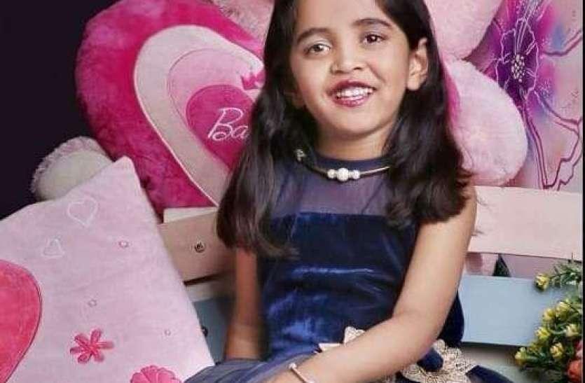 लेकसिटी की 9 साल की मान्या ने कंठस्थ कर लिए सामान्य ज्ञान के दस हजार प्रश्न