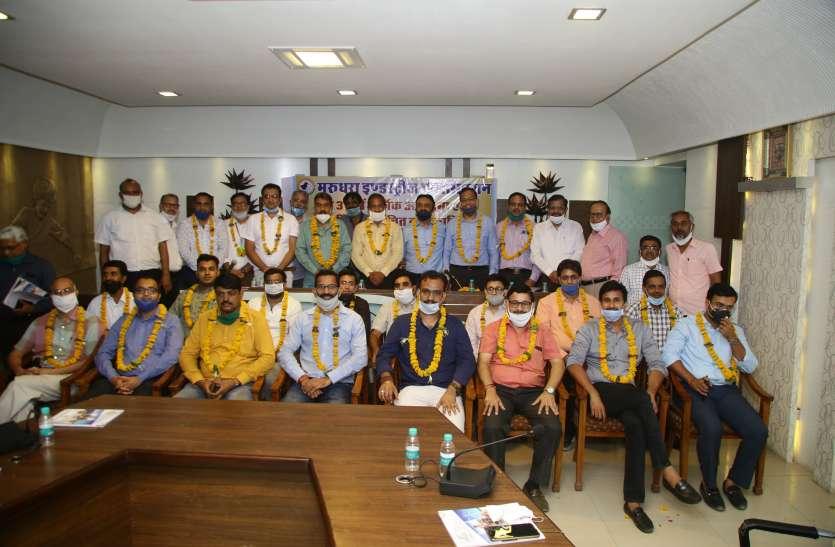 CM--- सीएम ने कहा, औद्योगिक संगठन का निर्विरोध निर्वाचन अच्छी परम्परा