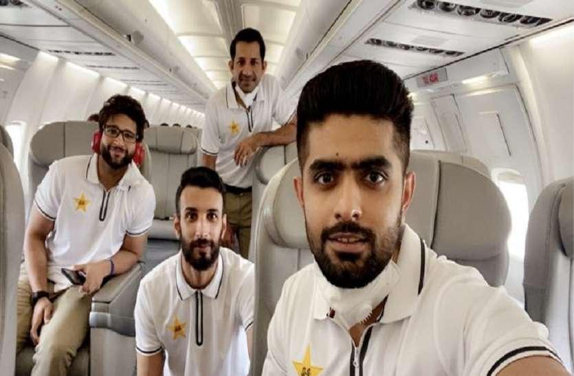 पाकिस्तान के छह क्रिकेटरों की रिपोर्ट निगेटिव, टीम में होंगे शामिल